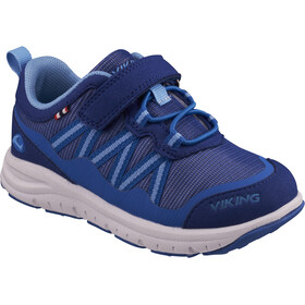 Viking Footwear Holmen Chaussures Enfant, dark blue/blue